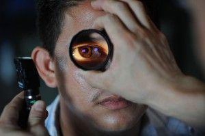 revisión visual oftalmólogo