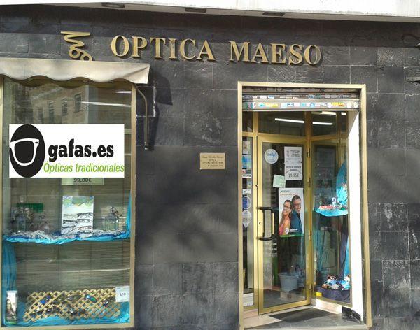 Óptica Maeso, especialista en Gafas Progresivas