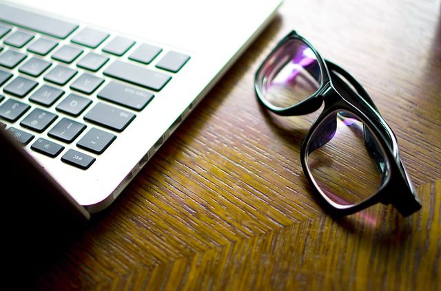 gafas para ordenador